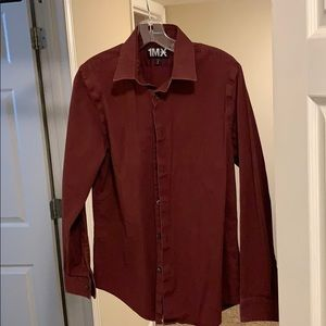 Express Dark Red 1MX Shirt